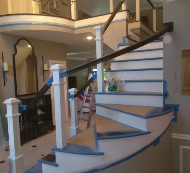 Complete Staircase Renovations